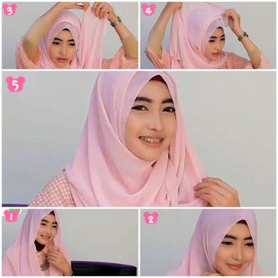 Dewasa ini tutorial hijab dewasa menjadi sangat terkenal diperbincangkan alasannya semakin ban Trend dan Tutorial Hijab Remaja Terbaru
