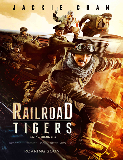 Ver Railroad Tigers (2016) Online