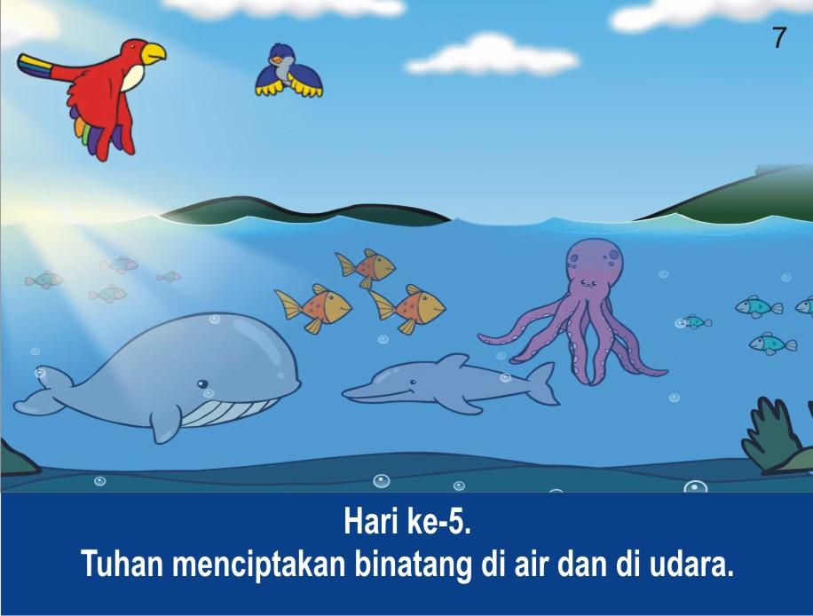 Image Result For Cerita Binatang Laut