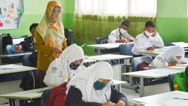 Syarat KBM Tatap Muka di Sekolah Kota Bandung Juli 2021