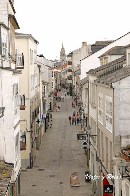 Rua Nova de Lugo