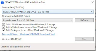 Cara instal Windows 7 di komputer dengan NVME SSD dan USB 3.0 - gambar 3