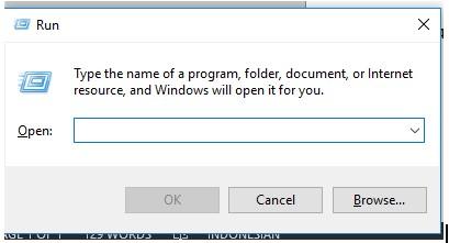 Cara Menghapus Sampah File Dari Komputer