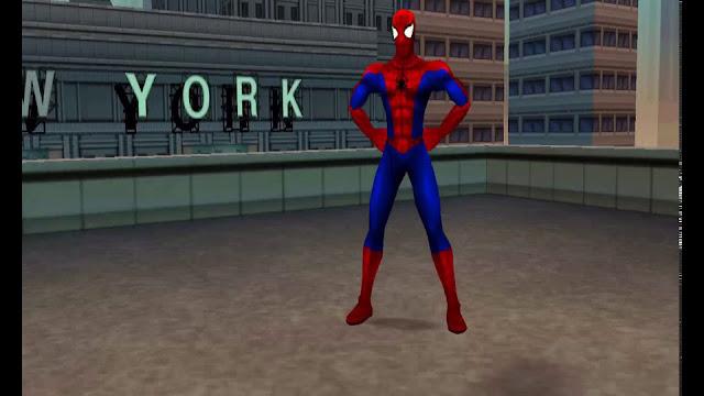 تحميل لعبه سبايدر مان Spider Man