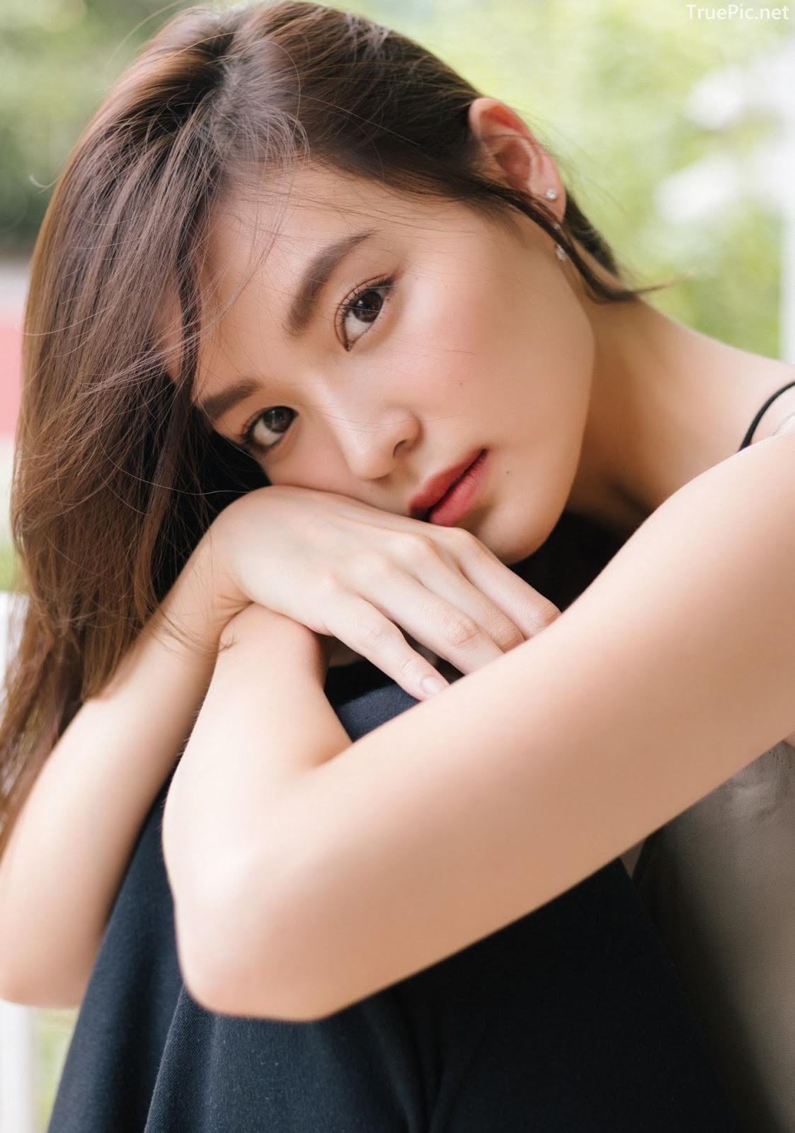 Beauty Thailand Kapook Phatchara so attractive with photo album Bloom with grace - Picture 8