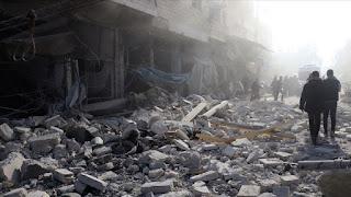 بغطاء جوي روسي.. قوات النظام السوري تتقدم في ريف إدلب