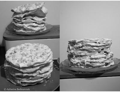 Napoleon - przepyszny rosyjski tort