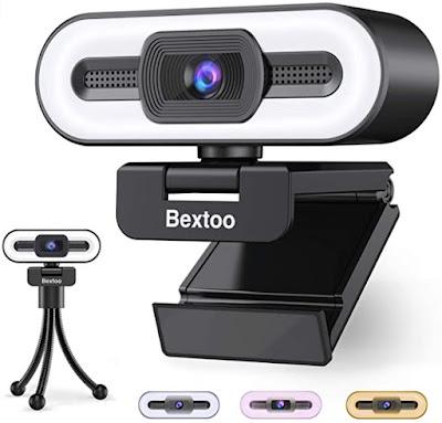 Bextoo Webcam AutoFocus 1080P
