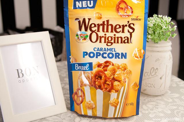 Werther's Original - Caramel Popcorn Brezel