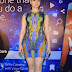 Indian Actress Tamannaah Bhatia Stunning Hot leg show in tight short dress at Celkon mobile Octa 510 launch eve