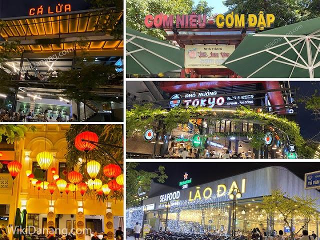 6 Nhà hàng Đà Nẵng được đánh giá tốt