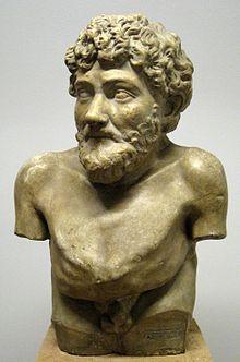 estátua de Esopo