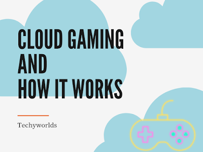 cloud gaming how it works
