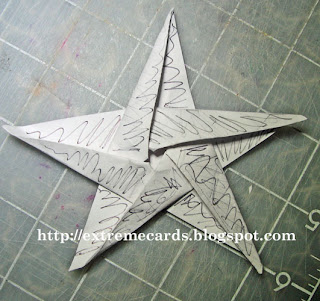 where's waldo origami star