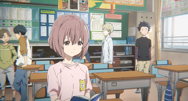 Koe no Katachi Review Reseña Anime