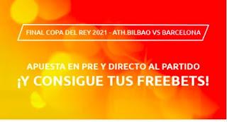 Mondobets promo final copa rey 17-4-2021