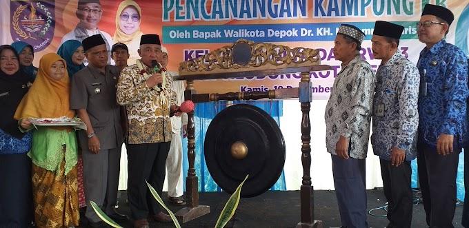Walikota Akan Evaluasi Efektivitas 126 Kampung KB