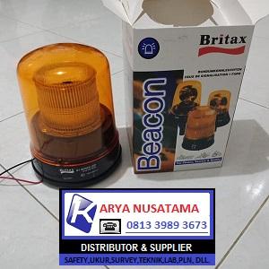 Jual Lampu LED Rotary Britax Mobil 24V di Bogor