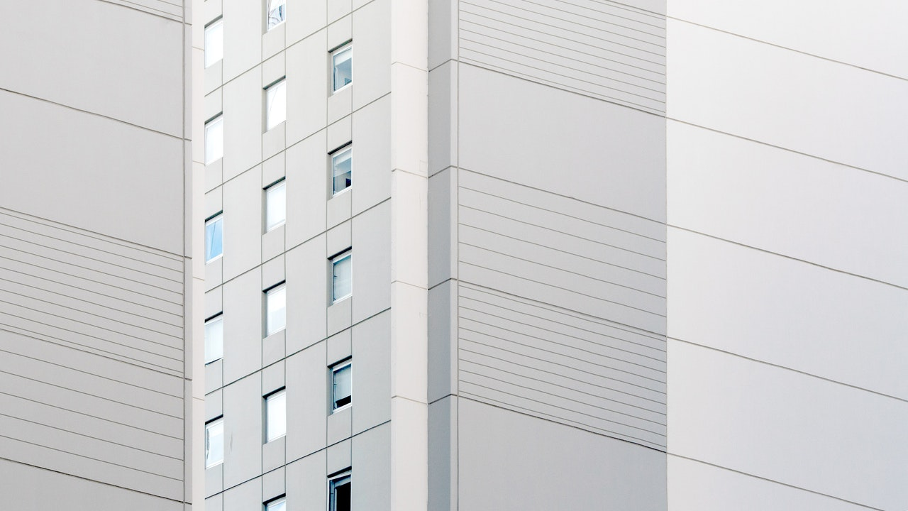 arquitectura minimalista de una casa