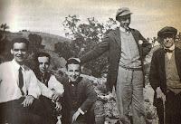 Federico García Lorca de excursión por Sierra Nevada