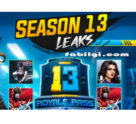 Pubg Mobile Sezon 13 Royale Pass UC Alma Hilesi Mayıs 2020 Yeni
