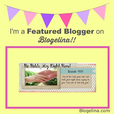 http://blogelina.com/2015/07/29/weekly-blogger-event-this-weeks-featured-blogger-is-12/