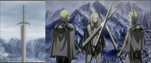 Claymore Sword ( Claymore )