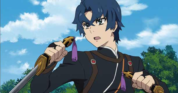Karakter Anime Pengguna Pisau - Tooru Acura