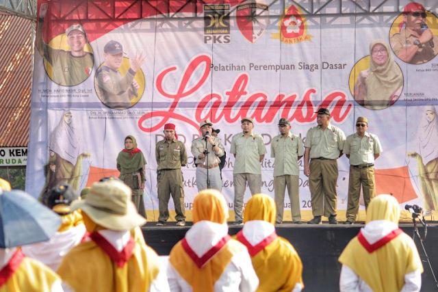 Kader PKS Harus Miliki Stamina Panjang dan Disiplin Berorganisasi