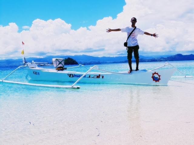Wisata Pulau Saronde