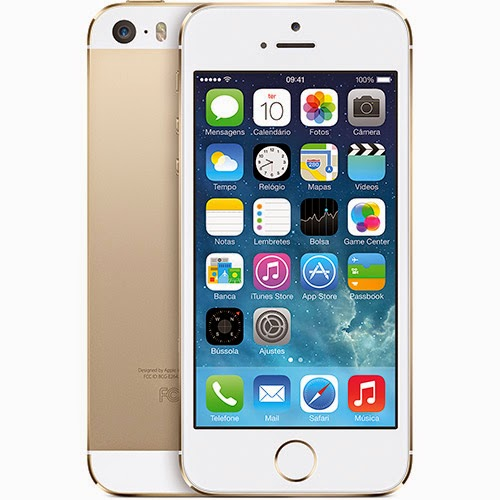 Como Resetar iPhone 5S - Hard Reset
