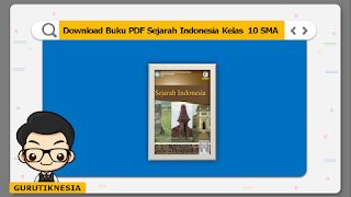 download ebook pdf  buku digital sejarah indonesia kelas 10 sma/ma