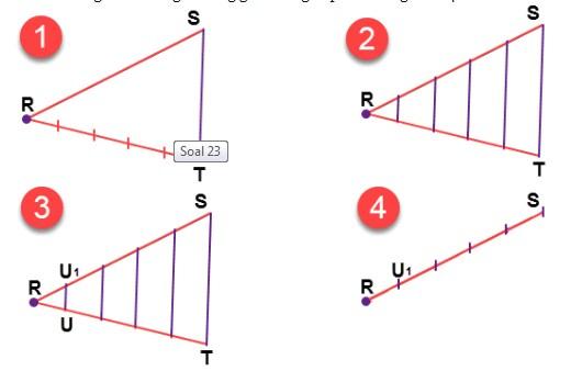 jawaban No 23 esai Uji Kompetensi 7 Matematika kelas 7