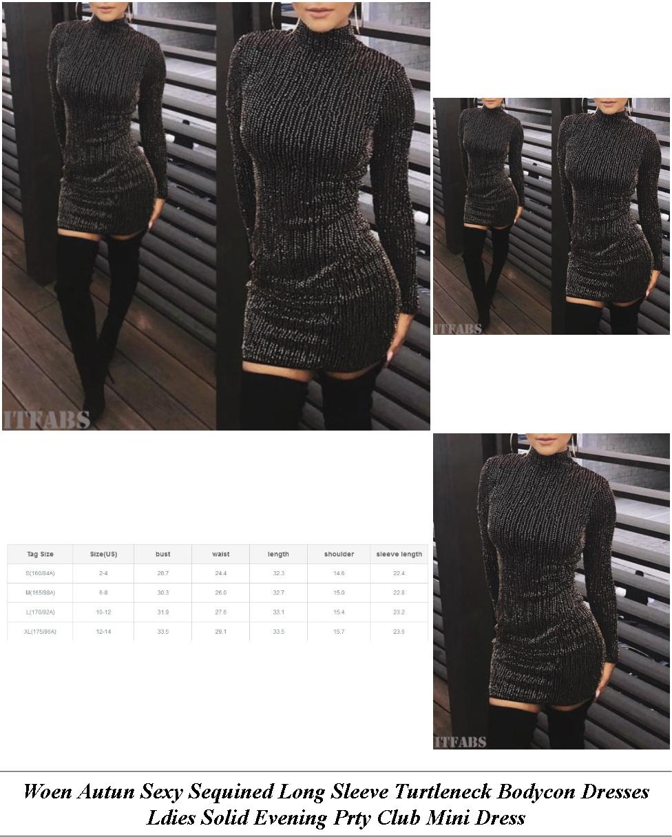 Summer Dresses - Spring Summer Sale - Sequin Dress - Cheap Clothes Online Uk