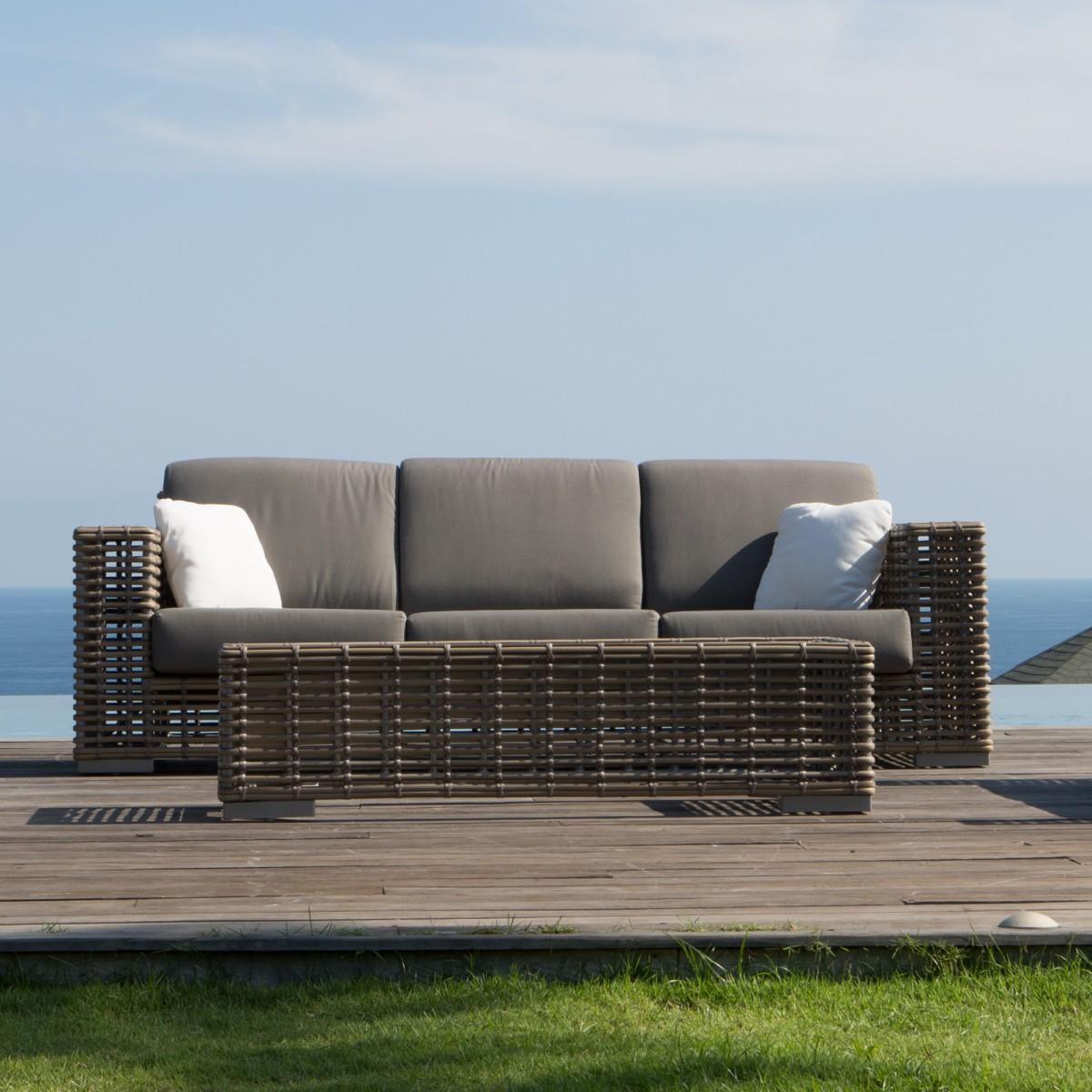 Muebles de exterior, sofás de jardín Christian de Jaba - Página web ...