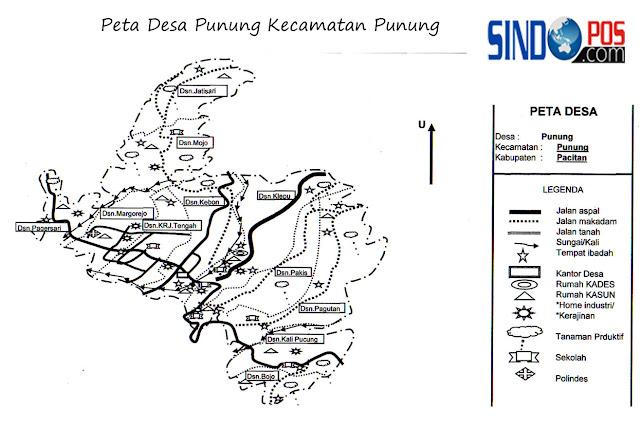 Profil Desa Punung Kecamatan Punung Kabupaten Pacitan