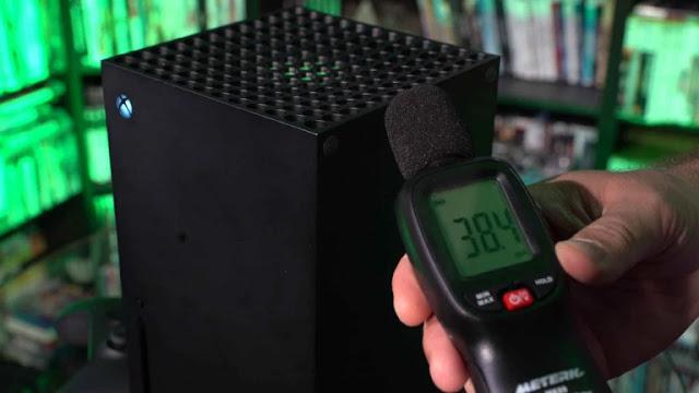 هل جهاز Xbox Series X يصدر أصوات مرتفعة و حرارة مفرطة ؟ إليكم التفاصيل بالصور