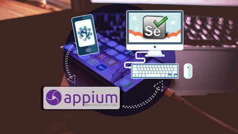 Appium - Selenium for Mobile Automation Testing [Free Online Course] - TechCracked
