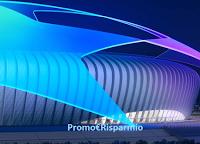 Logo Gazprom Football ''Ticketmania'': vinci gratis biglietti UEFA Champions League