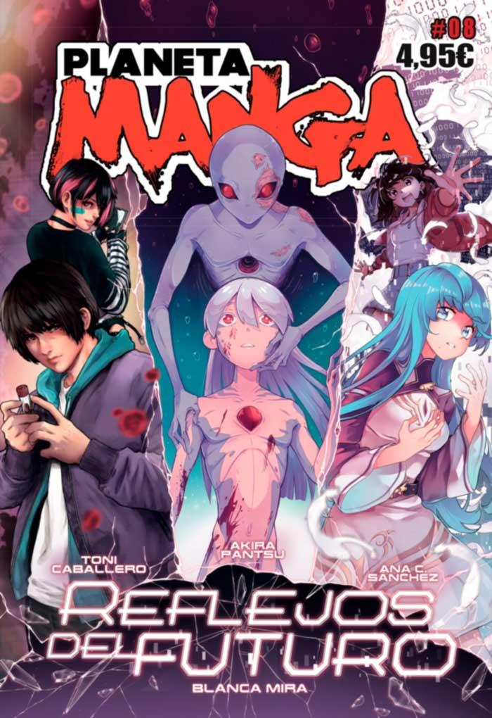 Revista Planeta Manga #8