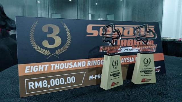 perlumbaan Sepang 1000KM 2019 (S1K 2019)