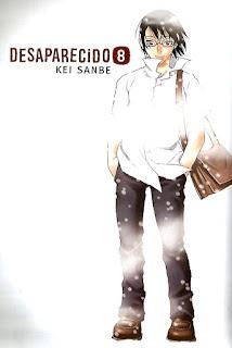 """""""Desaparecido"""" (Boku dake ga inai machi) vol. 8"""