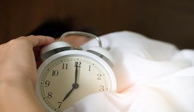 dampak buruk kurangnya waktu tidur bagi kesehatan