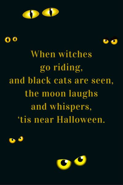 famous halloween quotes