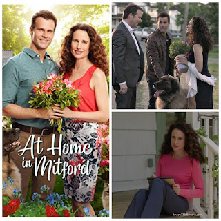 At Home in Mitford - Hallmark Movie Review