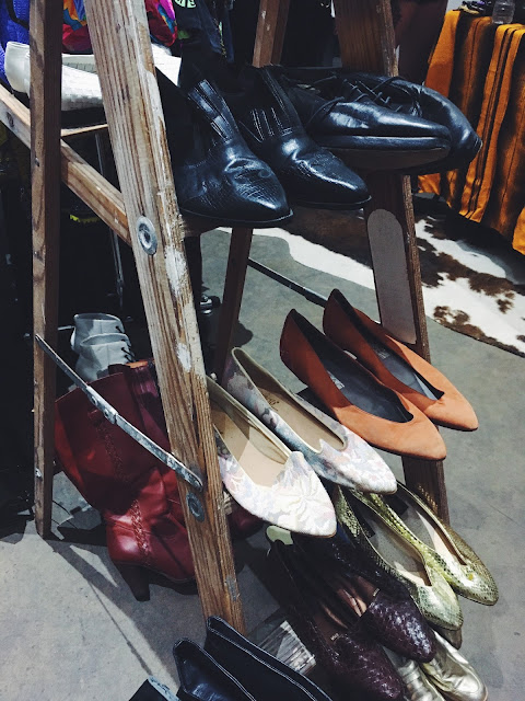 inez and beryl vintage, tampa indie flea, st pete indie market, lauren banawa
