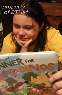miss grace and dinenr for dinos