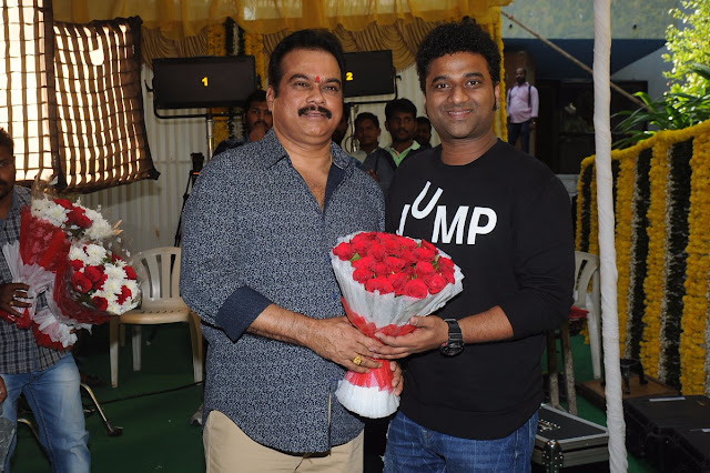 Mahesh Babu Koratala Siva upcoming Movie Launch Photos