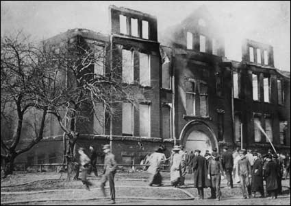 SPRINGFIELD FIRE JOURNAL & OHIO FIRE HISTORY