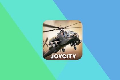 Gunship Battle Helicopter 3D Mod Apk (v2.7.37) + Infinite Coins + Data